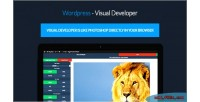 Developer visual css custom wordpress