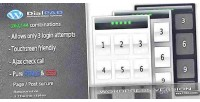 Dialpad wordpress authorization system
