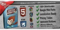 Domination shortcode css3 wordpress for graphics