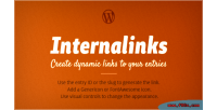 Dynamic internalinks internal wordpress for links