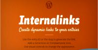 Dynamic internalinks internal wordpress for links