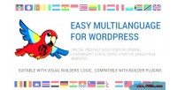 Easy multilanguage builder for sites wp static