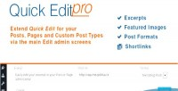 Edit quick wordpress for pro