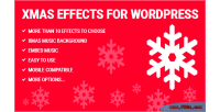 Effects xmas for wordpress