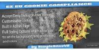 Eu ez cookie compliance