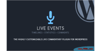 Events live