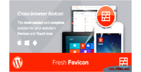 Favicon fresh