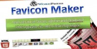 Favicon wp maker