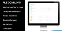 File revision plugin wordpress download