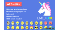 For emojione wordpress