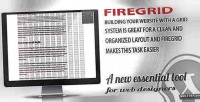Firegrid for wordpress tool designers web for