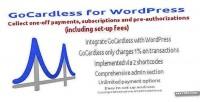 For gocardless wordpress plugin