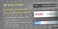 For jnewsticker wordpress