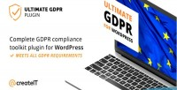 Gdpr ultimate compliance wordpress for toolkit