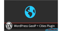 Geoip wordpress cities plugin