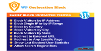 Geolocation wp block