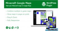 Google minecraft plugin wordpress maps