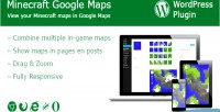 Google minecraft plugin wordpress maps