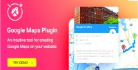 Google wp maps wordpress map for plugin