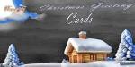 Greeting christmas cards