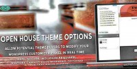 Open house theme options options drive test