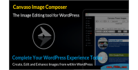 Image canvaso wordpress for composer