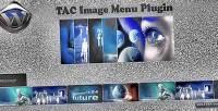 Image tac menu plugin