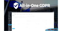 In all one gdpr is a complete compliance gdpr toolkit plugin for this wordpress