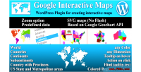 Interactive google maps