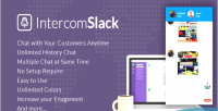 Intercom wp wordpress for slack