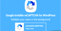 Invisible google wordpress for recaptcha