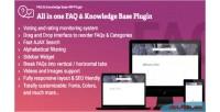 Knowledgebase faq wordpress plugin
