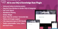 Knowledgebase faq wordpress plugin
