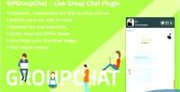 Live wpgroupchat group plugin wordpress chat