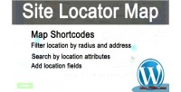 Locator site map