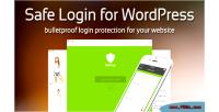 Login safe for plugin wordpress security premium