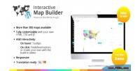 Map interactive builder