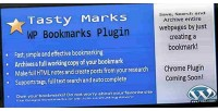 Marks tasty plugin bookmarks wp
