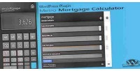 Mortgage metro calculator