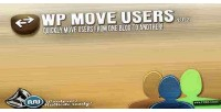 Move wp users
