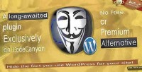 Hide my wp no one can know you wordpress use