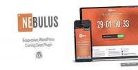 Nebulus wp responsive soon coming wordpress