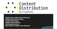 Network content distribution