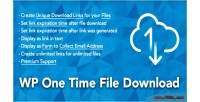 One wp time file unique download link plugin wordpress generator