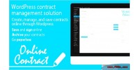 Online wp contract
