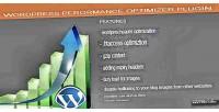 Optimizer performance wordpress for plugin