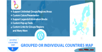 Or grouped individual wordpress map countries