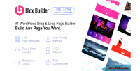 Page blox wordpress for builder