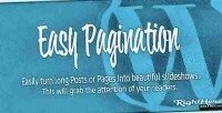 Pagination easy for wordpress