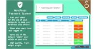 Password wordpress scanner